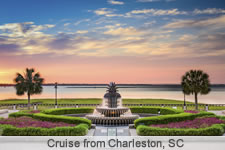 Cruise from Charleston, SC