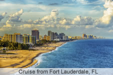 Cruise from Fort Lauderdale, FL