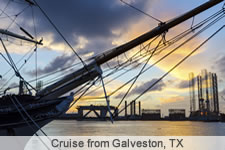 Cruise from Galveston, TX