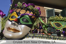 Cruise from New Orleans, LA