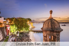 Cruise from San Juan, PR