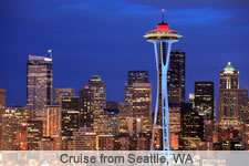 Cruise from Seattle, WA