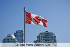 Cruise from Vancouver, BC