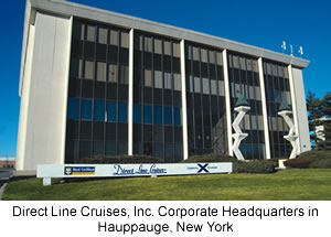 Direct Line Cruises Office Building