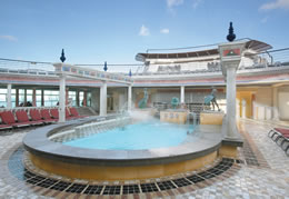 Explorer of the Seas Solarium Pool