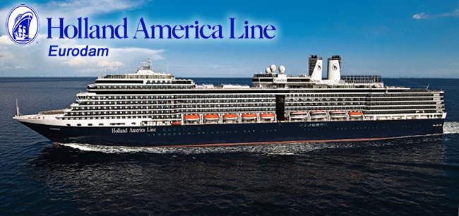 Holland America Eurodam Cruise Ship Ms Eurodam Cruises
