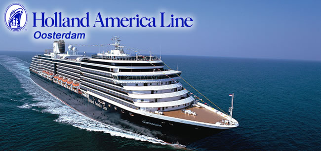 Holland America Oosterdam Cruise Ship Ms Oosterdam Cruises