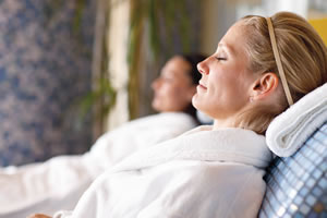 Relax at the Spa on the Nieuw Amsterdam