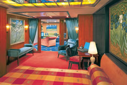 Norwegian Star Haven Suite