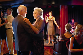 Romance at sea on Princess cruises