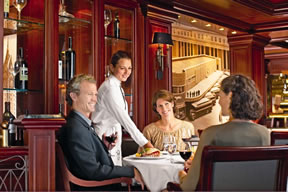 Princess Cruises Dining Options