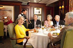Dining Options on Princess Cruises