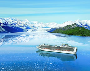 Princess Cruises from Vancouver