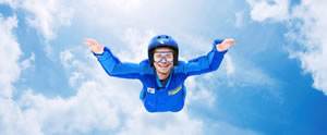Ifly Sky Diving on Quantum of the Seas