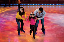 Ice Skating on Royal Caribbean class=