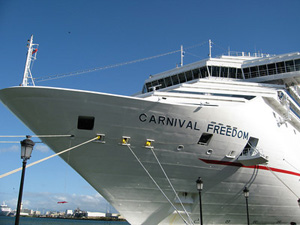 Carnival Cruise from Puerto Rico