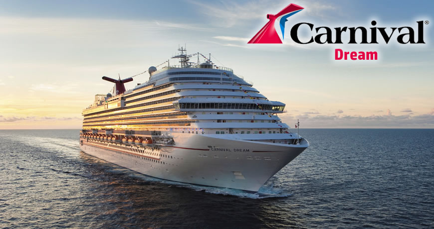 Carnival Dream  Carnival Cruise Ship