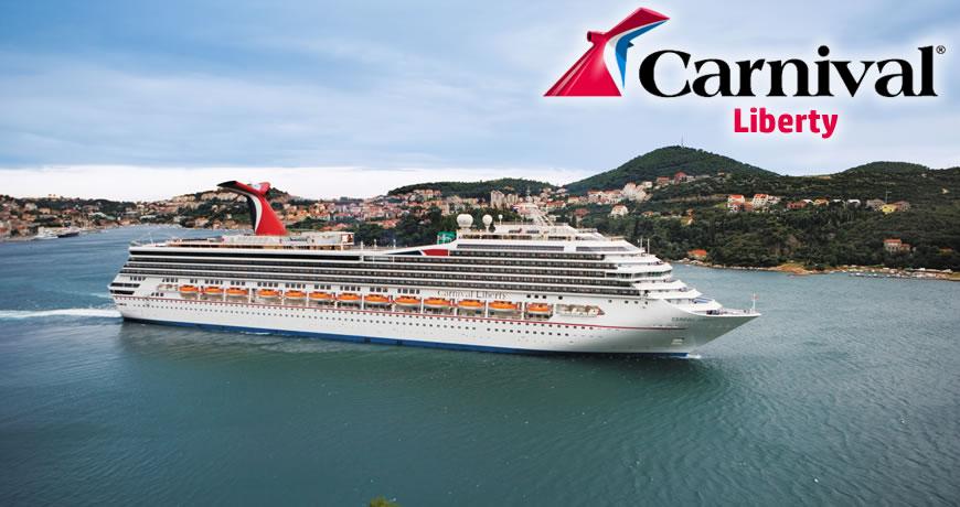 Carnival Liberty Carnival Cruise Ship