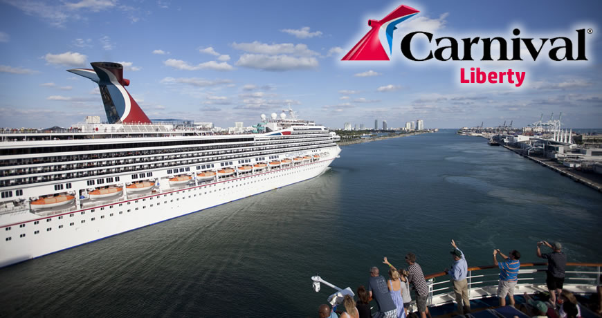 Carnival Liberty Carnival Cruise Ship