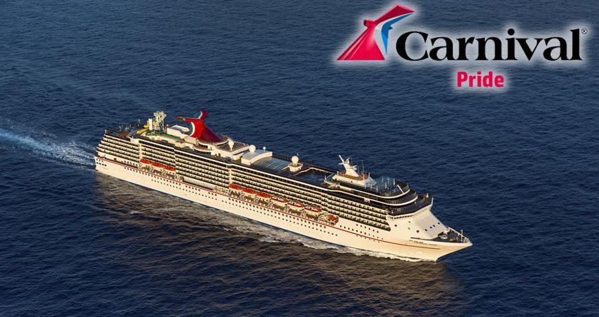 Carnival Pride Carnival Cruise Ship