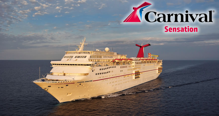 Carnival Sensation Carnival Cruise Ship