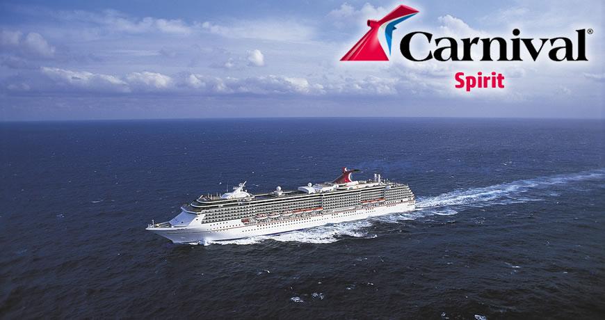 Carnival Spririt Carnival Spirit Cruise Ship