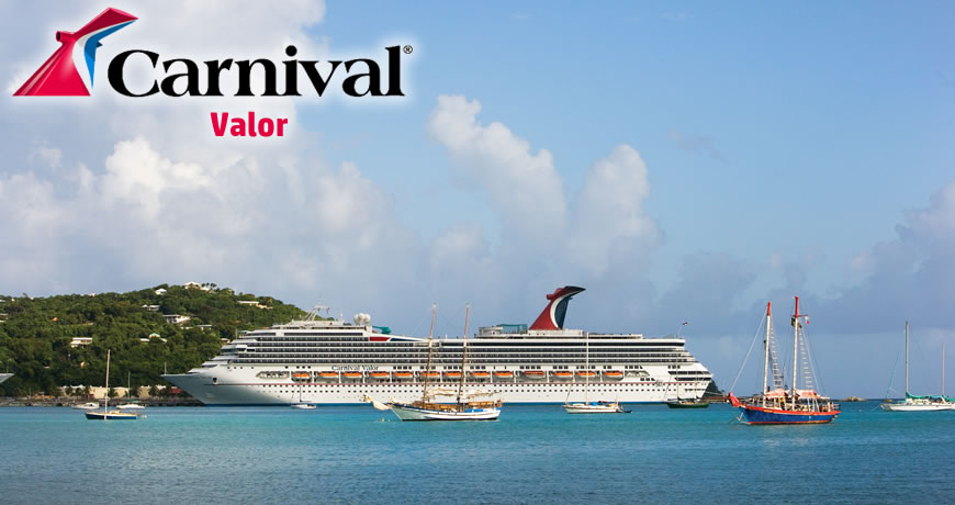 Carnival Valor Carnival Cruise Ship