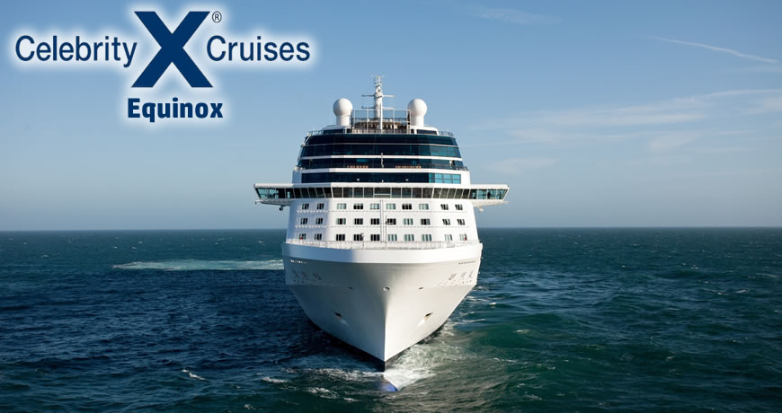 Timetables for Cruises On Celebrity Equinox during January ...