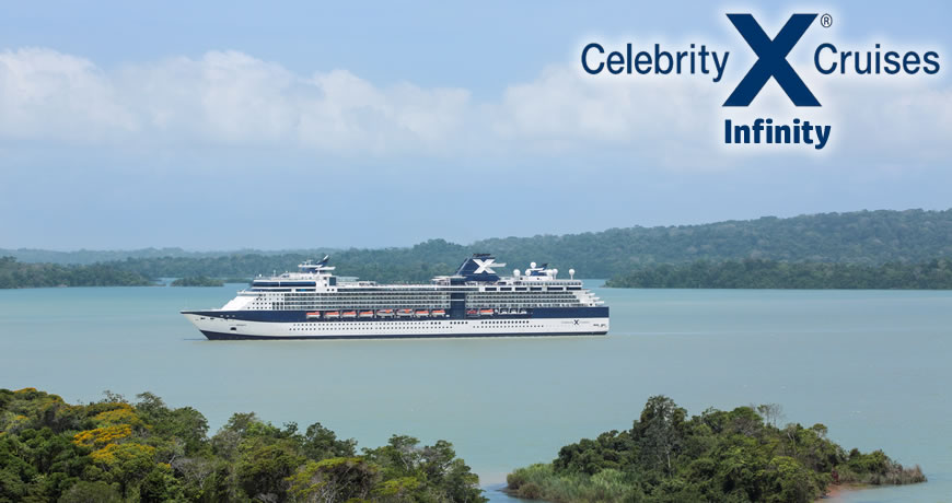 British isles cruise celebrity infinity ship