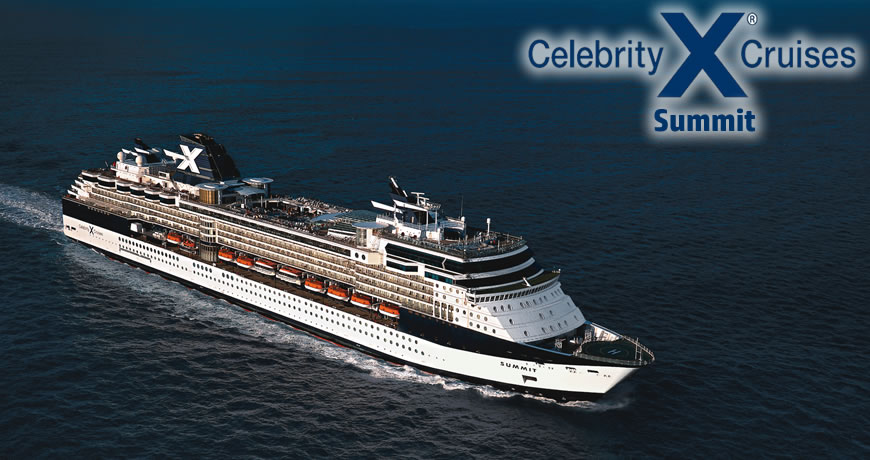 Celebrity Summit Ship Overview - The Cruise Company