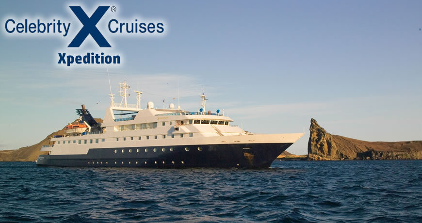 Celebrity Xpedition Celebrity Cruise Ship