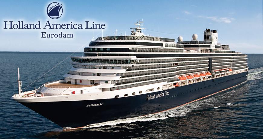 Holland America Line Eurodam