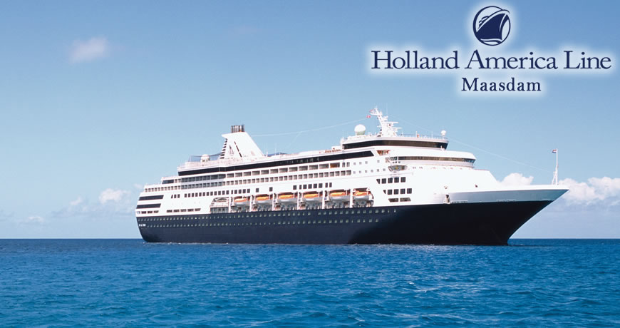 Holland America Maasdam Cruise Ship Ms Maasdam Cruises