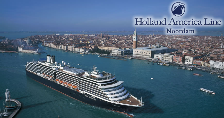 Holland America Noordam Cruise Ship Ms Noordam Cruises