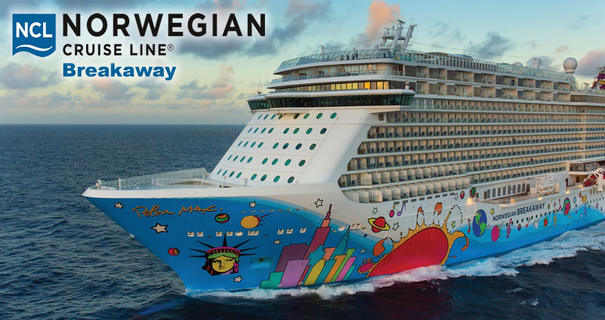 Norwegian Breakaway Norwegian Cruise Ship - Norwegian breakaway cruise ship
