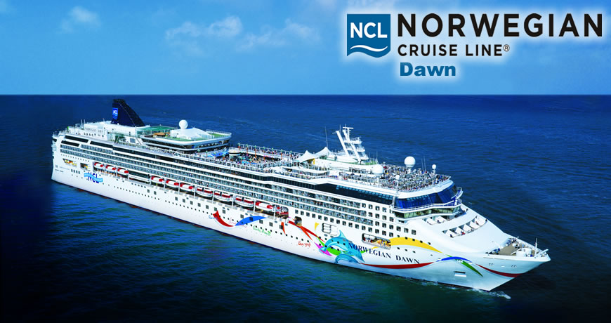Norwegian Dawn Norwegian Cruise Line