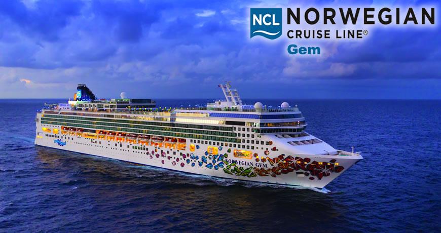 Norwegian Gem Norwegian Cruise Line