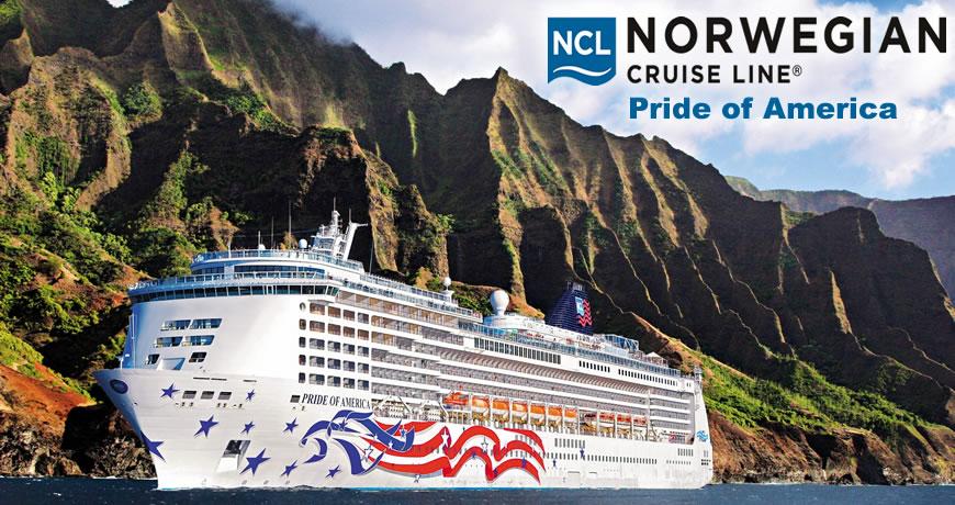 Norwegian Pride Of America Norwegian Cruise Ship