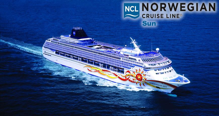 Norwegian Sun Norwegian Cruise Ship