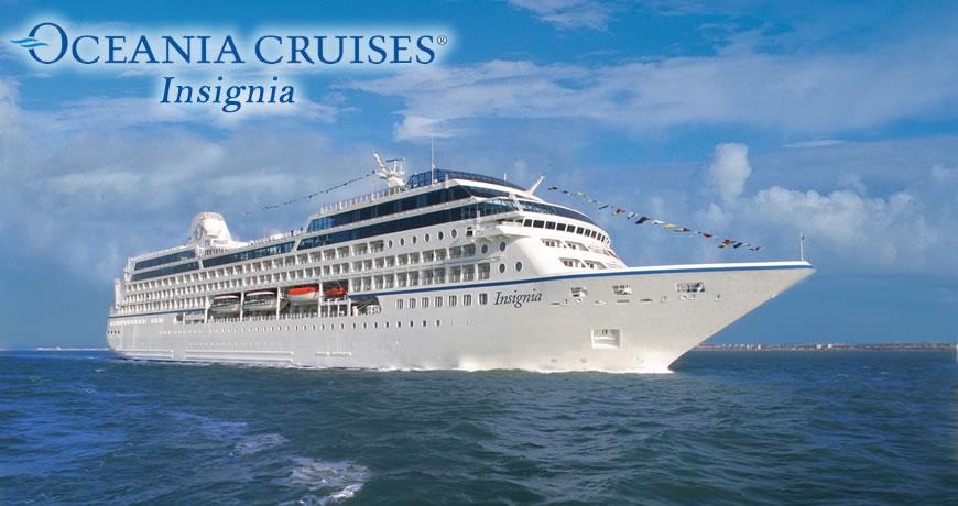 Oceania Insignia Cruises Luxury Oceania Insignia Cruise Ship