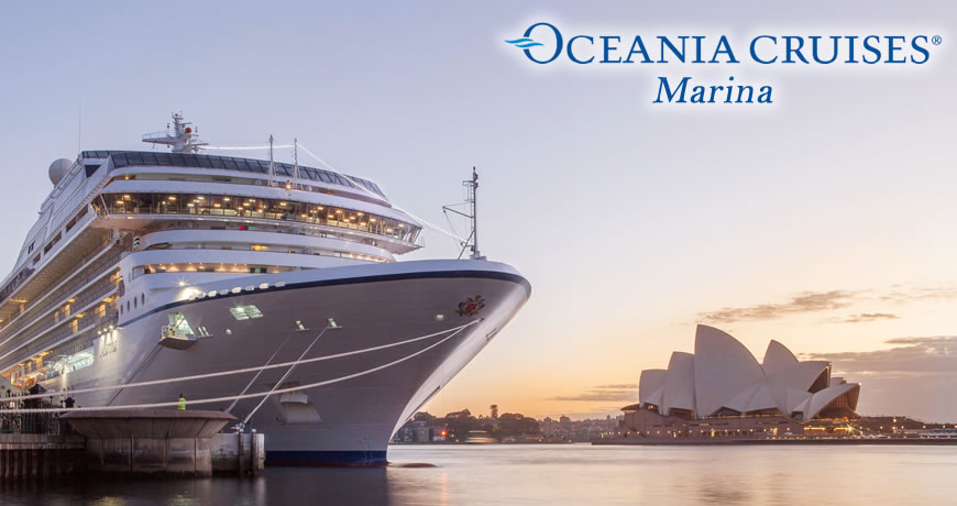 Already Booked  Oceania Cruises  Your World Your Way