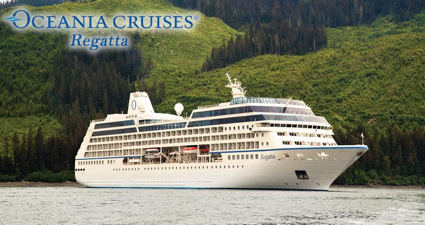 Oceania Regatta Cruise Ship Oceania Regatta Cruises