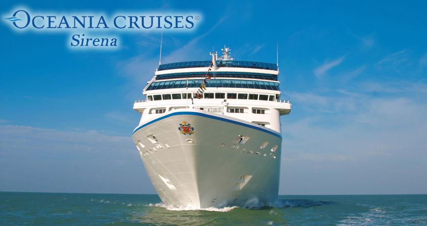 Oceania Sirena Ship Oceania Sirena Cruise