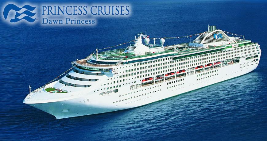 Princess Cruises Dawn Princess