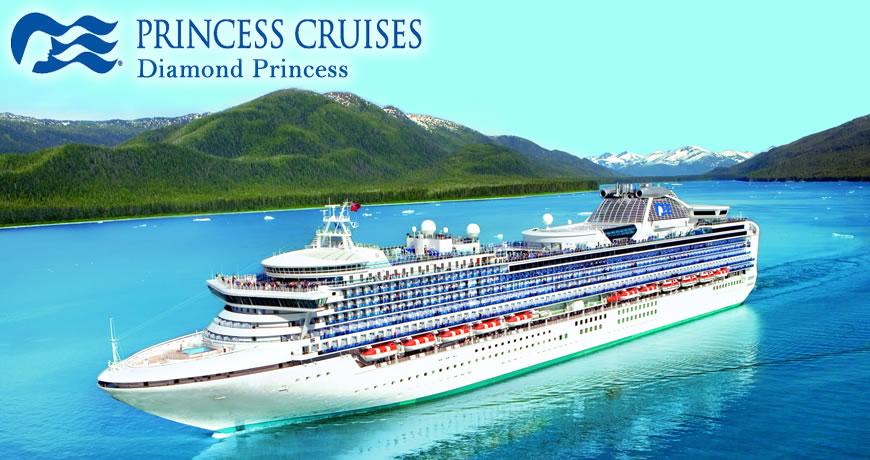 Diamond Princess Cruise Ship Diamond Princess Cruises