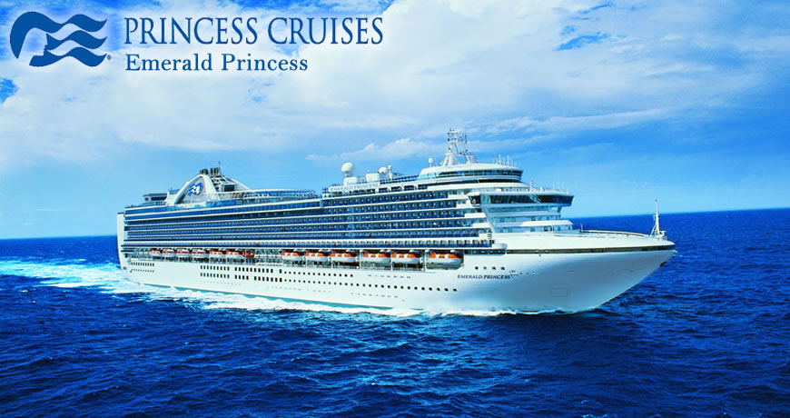 Emerald Princess Cruises Emerald Princess Cruise Ship Features