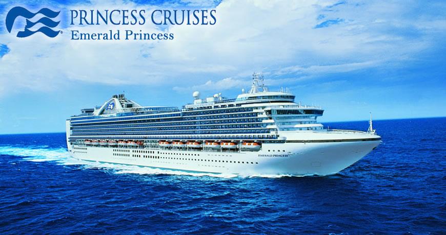 Emerald Princess Cruises Emerald Princess Cruise Ship