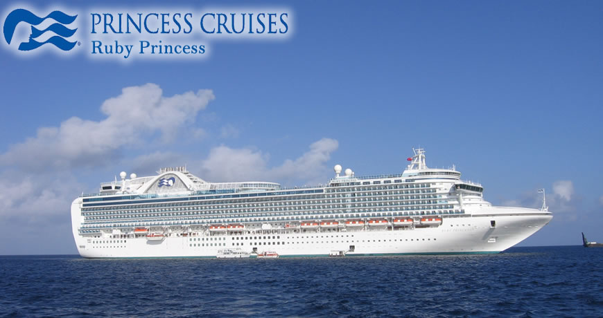 Ruby Princess Cruises Features Of Ruby Princess Cruise Ship