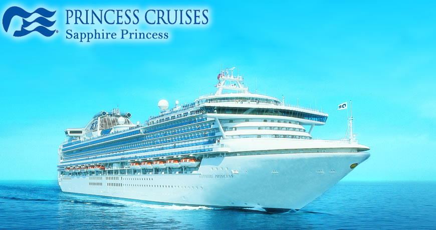 Sapphire Princess Cruises Features Of Sapphire Princess