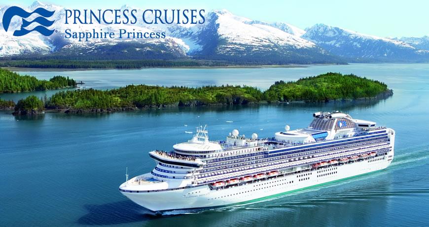 Sapphire Princess Cruises Features Of Sapphire Princess